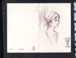 D2991 Ricordo Della Prima Comunione - Alassio ( Savona ) 1978 - Biglietto Scansionato Aperto - - Comunioni