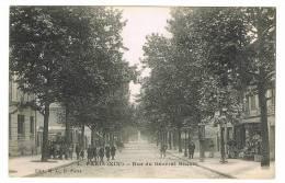 1.  PARIS  -  Rue Du Général Brunet - Arrondissement: 19