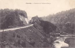 CPA - 54 - CHAMBLEY - Entrée De La Vallée De Soiron - Chambley Bussieres
