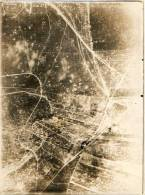 MONTAIGU - BATAILLE DE L'AISNE   - WW1 PHOTO AERIENNE 17cmx23cm  Du  30 05 1917 - LES BOMBARDEMENTS - Non Classificati