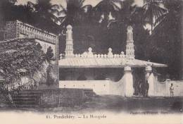INDE/PONDICHERY/La Mosquée/Réf:C0639 - Inde