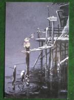 CARTE Postale LOISEL - LE DOCK -  N° 137 - Janvier 2001 -  Editions GRANIT -  Carte NEUVE En Parfait état - Bandes Dessinées