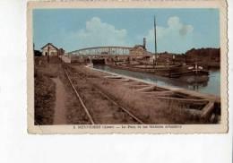 AISNE - Mennessis - Le Pont Et Les Maisons éclusières - Frankreich