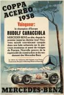 @@@ MAGNET - Coppa Acerbo 1938 - Rudolf Caracciola - Pubblicitari