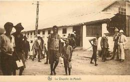 Afrique - Africa - Congo -ref A462- La Chapelle De Matadi - Edit Nels  -carte Bon Etat - - Congo Belge - Autres