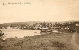 Afrique - Africa - Congo -ref A460- Port De Matadi - Edit Nels  -carte Bon Etat - - Congo Belge - Autres