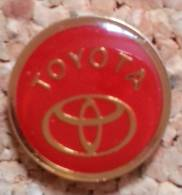 PIN´S AUTOMOBILE TOYOTA LOGO - Toyota