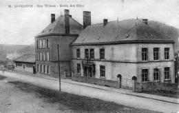 57 - ALGRANGE - Rue Wilson, Ecole Des Filles - Frankreich