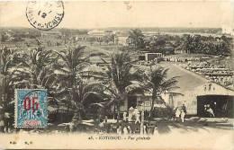 Afrique - Africa - Dahomey -ref A419- Cotonou - Vue Generale - Philatelie - Timbre - - Dahomey