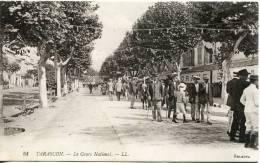 13- CPA  Tarascon     -  Le Cours National - Tarascon