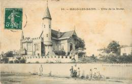 59 MALO LES BAINS - VILLA DE LA MOTTE - Malo Les Bains