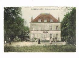 CUISERY:-chateau De Couvertes - Otros Municipios