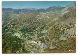 06 - ISOLA 2000 - Vue Panoramique Aérienne De La Station Et Du Col De La Lombarde - Ed. Cim N° 3.99.78.1047 - Autres Communes