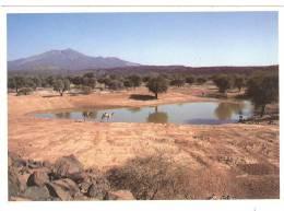 G2129 Djibouti - Vue Sur Le Mont Moussa Ali / Non Viaggiata - Gibuti
