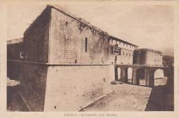 Italy Aquila Il Castello