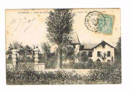 CUISERY:-Villa Des Sables - Otros Municipios