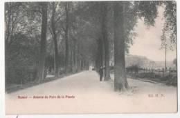 BELGIQUE - NAMUR - Avenue Du Parc De La Plante - Namur