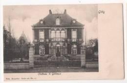 BELGIQUE - GILLY - Château V. Gilliaux - Belgique