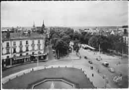 22  -   TOURS  -    Place Du Général De Gaulle Et L'Avenue Grammont - Tours