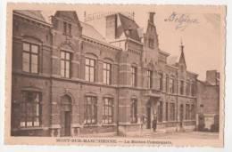 BELGIQUE - MONT SUR MARCHIENNE - La Maison Communale - Belgique