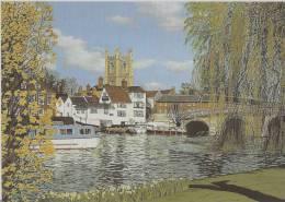 Henley Bridge, Henley - On - Thames, Berkshire - England