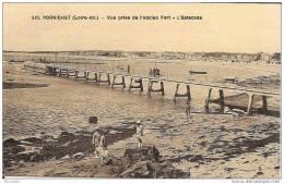 44  PORNICHET -  Vue Prise De L,ancien Fort -   L,Estacade - Pornichet