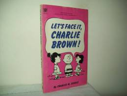 "Charles M. Schulz (Ed. Coronet Books 1969)  N. 9   ""Let's Face It, Charlie Brown"" - Libri, Riviste, Fumetti"