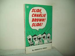 "Charles M. Schulz (Ed. Coronet Books 1970)  N. 10   ""Slide, Charlie Brown Slide!"" - Libri, Riviste, Fumetti"
