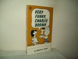 "Charles M. Schulz (Ed. Coronet Books 1969)     ""Very Funny, Charlie Brown !"" - Libri, Riviste, Fumetti"