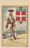 Fort Carillon Corporal Of Captain M De Trepezec's Company 72nd Bearn Regiment 1758 - Uniformi