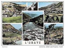 CPM 04 L UBAYE - Multivues - France