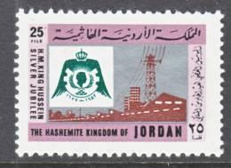 Jordan 1005   *  SILVER  JUBILEE - Jordan