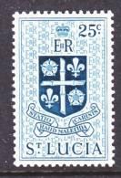 St. Lucia 166  * - St.Lucia (...-1978)