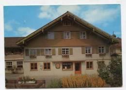 """GERMANY - AK 145788 Oberstaufen - Gasthof-Pension """"Zur Gemse"""" - Oberstaufen"""