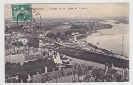 (RECTO / VERSO) NEVERS EN 1909 - VALLEE DE LA LOIRE EN AMONT - Nevers