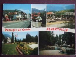 ALBERTVILLE/ BEAUFORT / CREST /   JOLI LOT DE 9 CARTES  / TOUTES LES PHOTOS ET DESCRIPTIF - Brides Les Bains