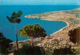 CPSM Liban-Lebanon-Baie De Jounieh Vue De Harissa  L1209 - Lebanon