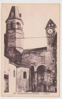 VILLENEUVE D' AVEYRON - N° 143 - L' EGLISE - Autres Communes