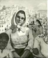 PHOTOGRAPHIE METIER PEINTRE SMITH FRANCIS PORTUGAL TYPE FEMMES PORTUGAISES - Albums & Collections