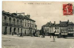 Le Musée - La Rue De La Mairie - Quimper