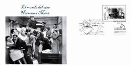 Spain 2013 - The World Of Cinema - Marx Brothers Special Cover - Cinema