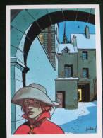 Carte Postale - JUILLARD - RENDEZ-VOUS - N° 73 - Avril 1996 - éditions Granit - Carte Neuve - Très Bon état - Bandes Dessinées
