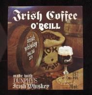 Etiquette De  Whisky  - Irish Coffée O' Neill  - - Whisky
