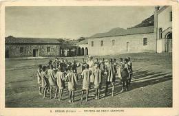 Afrique - Africa -lesotho- Ref A296- Missions Du Sud Afrique -nyassa - Fanfare Du Petit Seminaire -carte Bon Etat   - - Lesotho