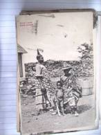 Ghana Accra People Old Man Woman Child - Ghana - Gold Coast