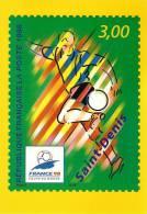 *FRANCIA - EMISSION DE TIMBRES-POSTE  1° SEMESTRE 1998* - Documents Of Postal Services