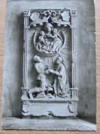 Klosterkirche Eberbach Im Rheingau - Grabmal Des Adam Von Allendorf W758 - Eglises Et Cathédrales