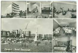 Italy, Italia, HOTEL BEAURIVAGE,  Cattolica, 1960 Used Real Photo Postcard [13537] - Rimini