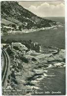Italy, Riviera Dei Fiori, Grimaldi, La Spiaggia Della Smeraldo, Used Real Photo Postcard [13540] - Imperia