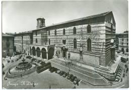 Italy, Perugia, Il Duomo, The Cathedral, Unused Real Photo Postcard [13546] - Perugia